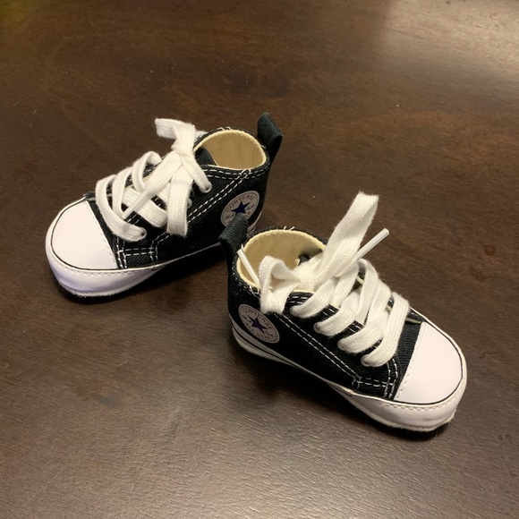converse baby shoes size 1